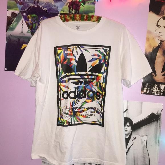 Adidas magliette originali artisti tshirt poshmark Uomo
